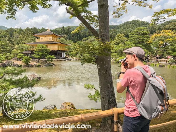 Que ver en Kioto, templo dorado