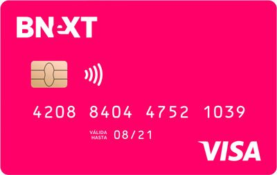 Mejores tarjetas para viajar Bnext