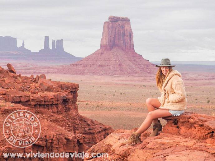 Monument Valley - Ruta por la Costa Oeste en 15 días