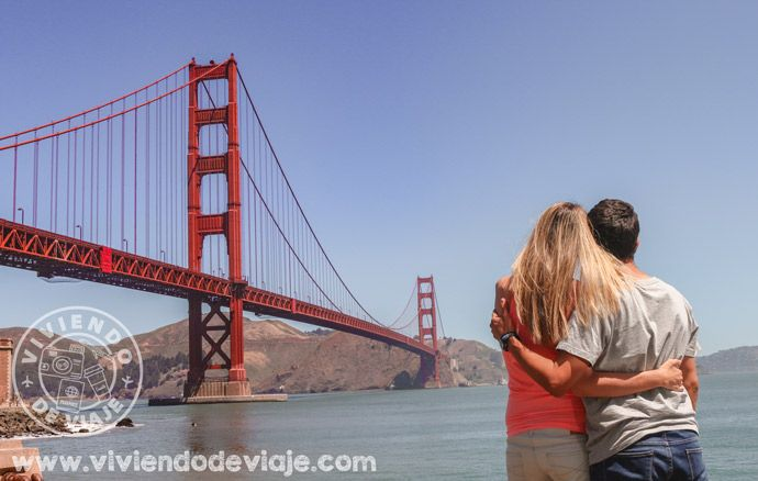 Golden Gate - San Francisco, ruta por la Costa Oeste de Estados Unidos