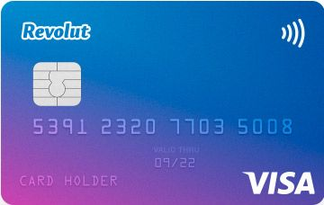 Revolut, tarjeta gratuita para viajar sin comisiones