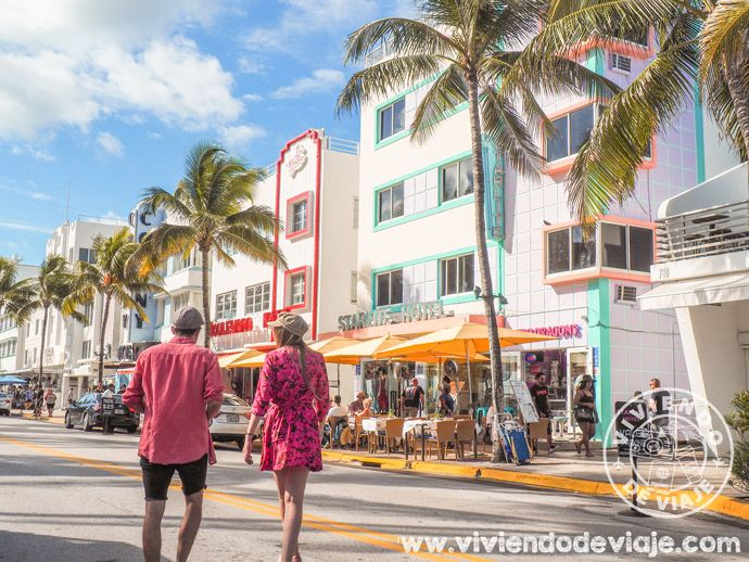 Consejos para viajar a Estados Unidos - Miami