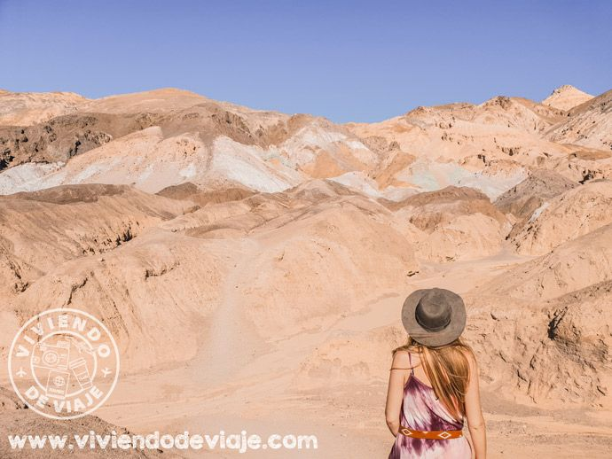 Viaje a la Costa Oeste por libre - Death Valley