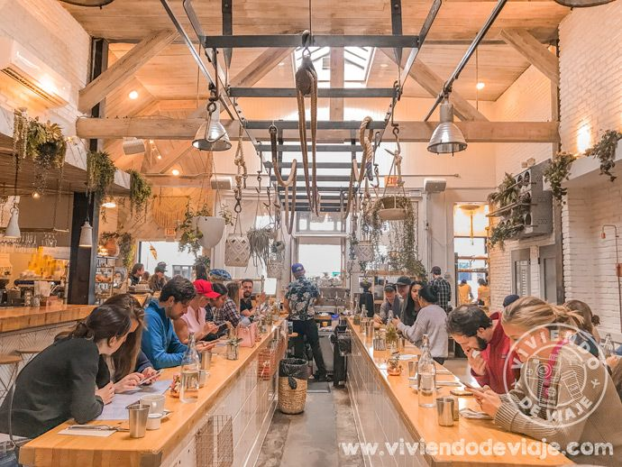 Que hacer en Los Angeles, Cafeterías molonas