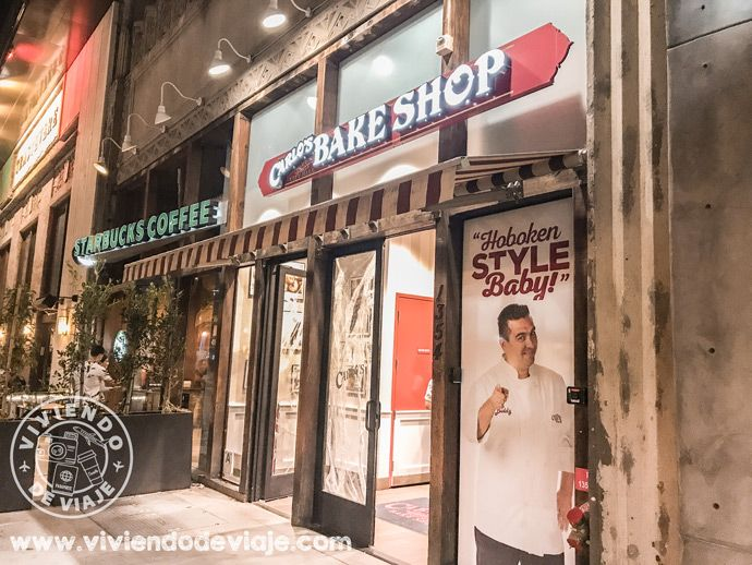 Que hacer en Los Angeles - Visitar la pasteleria del rey de las tartas