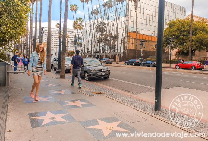 Que hacer en Los Angeles, visitar Hollywood