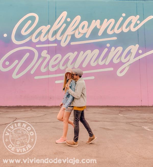 Que ver en Los Angeles, murales bonitos