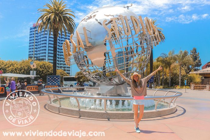 Que hacer en Los Angeles, universal Studios