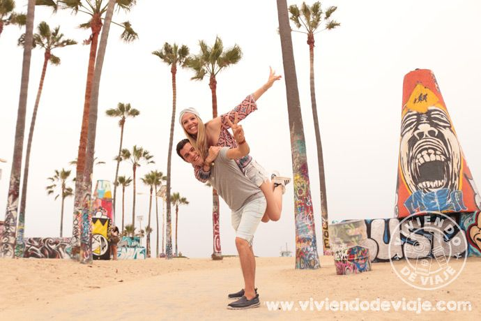 Que hacer en Los Angeles, Venice Beach