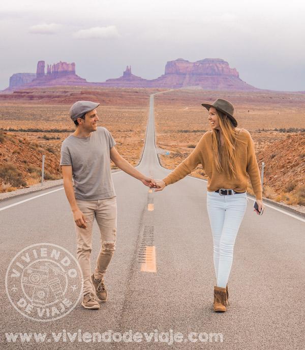 Costa Oeste por libre - Monument Valley