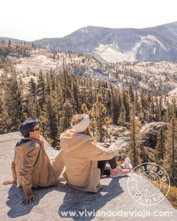 Costa Oeste por libre - Yosemite