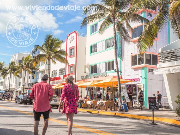 Que hacer en Miami, edificios Art Deco