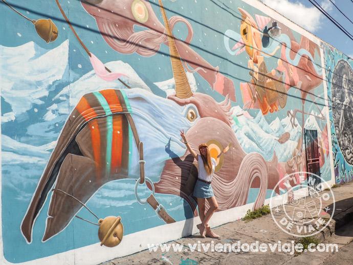 Barrio de Wynwood, uno de las cosas imprescindibles que hacer en Miami