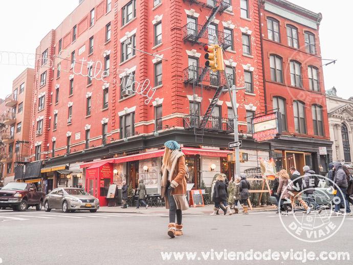 Little Italy, Guía de viaje a Nueva York
