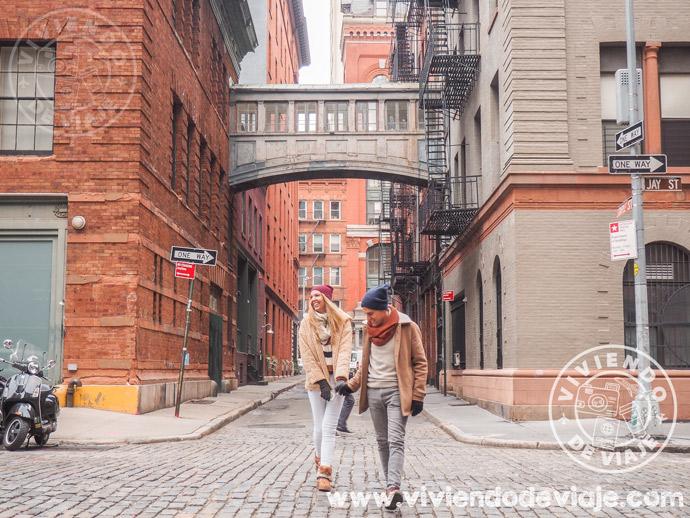 Nueva York por libre | Preparativos