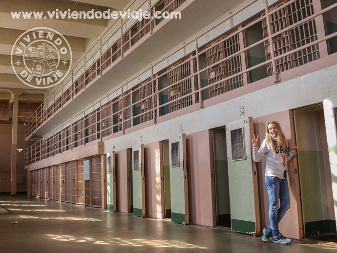 Que hacer en San Francisco, visitar la prisión de Alcatraz