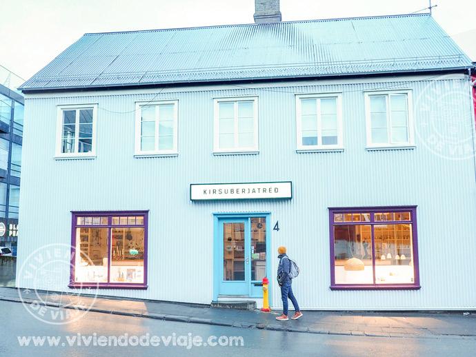 Tienda Kirsuberjatréð en Reikiavik