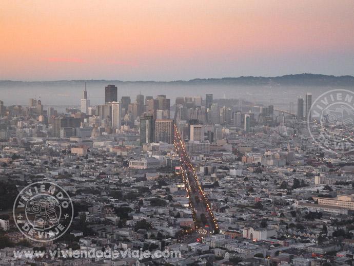 Que ver y hacer en San Francisco, Twin Peaks