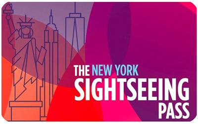 Tarjeta turística Nueva York - The New York Sightseeing PASS