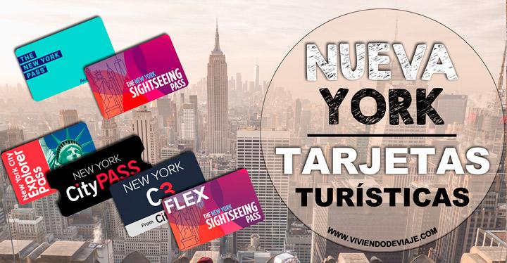 Nueva York, tarjetas turísticas para visitar la ciudad