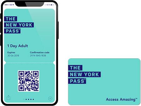 Comparativa tarjetas turísticas Nueva York