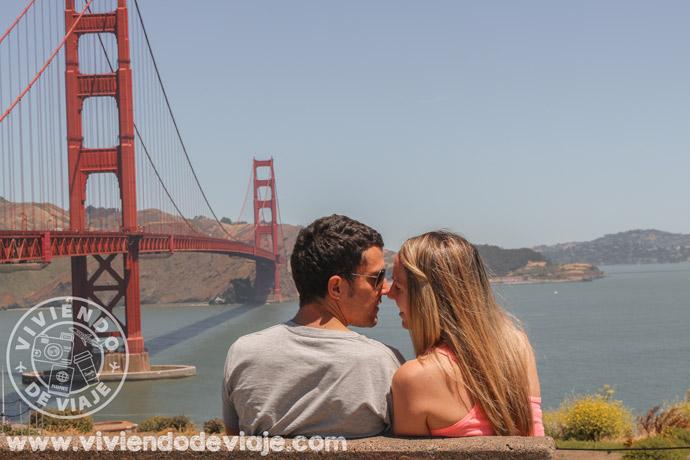 Que ver y hacer en San Francisco, vistas del Golden Gate