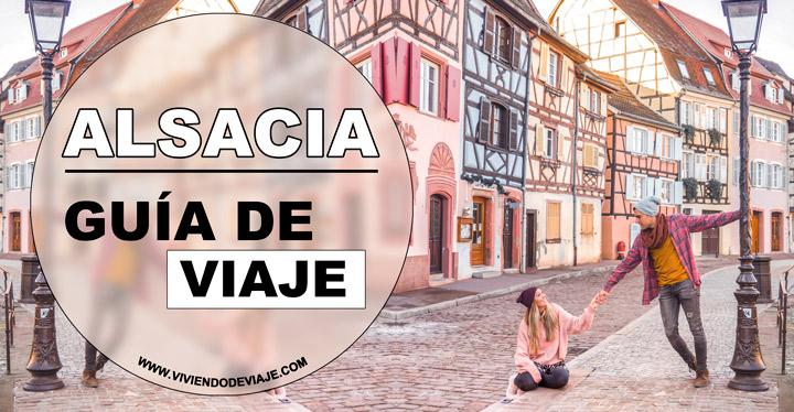 Guía de viaje a Alsacia por libre