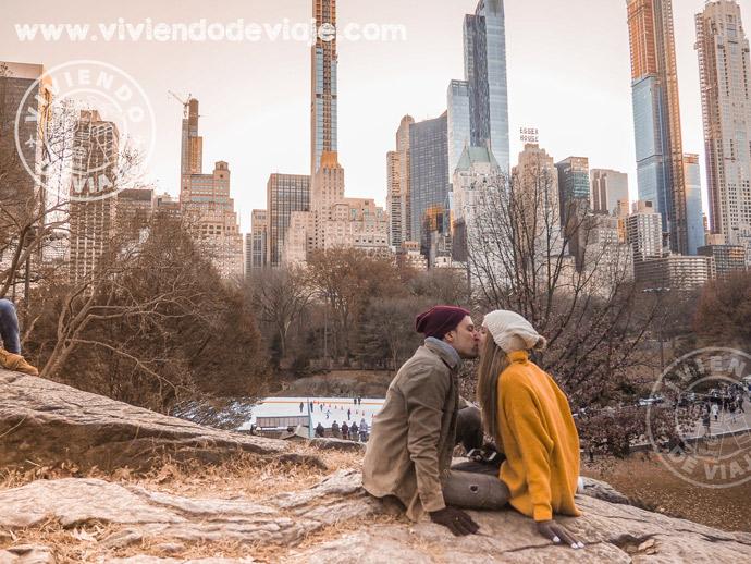 Nueva York en 7 días, Central Park