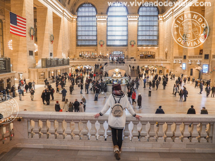 Nueva York en 7 días, Grand Central Terminal