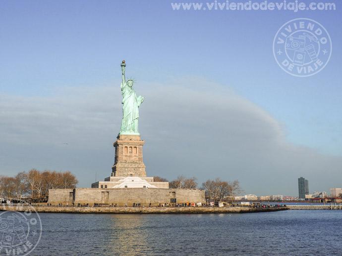 Estatua de la Libertad, Nueva York en 7 días