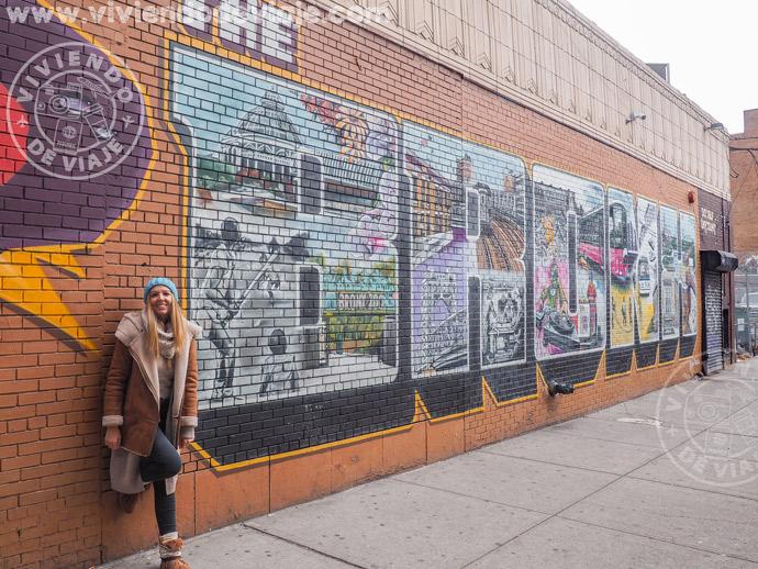 El Bronx, tour de contrastes de Nueva York
