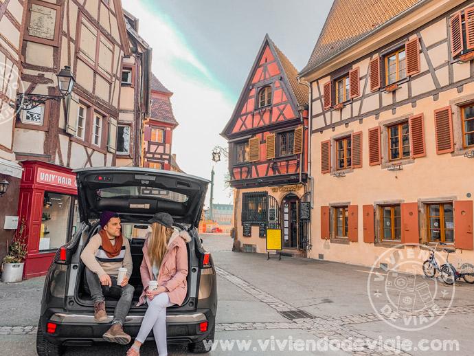 Planifica tu viaje a Alsacia por libre, coche de alquiler