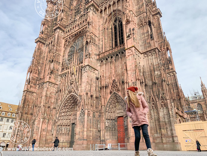 Catedral de Estrasburgo, Alsacia