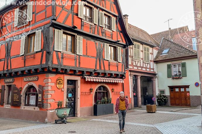 Ribeauville, lugar que ver en Alsacia