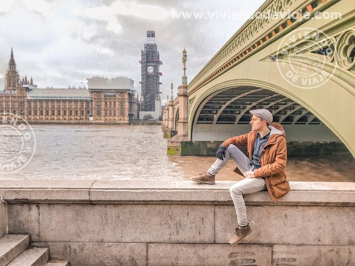 Big Ben, un lugar imprescindible que visitar en Londres