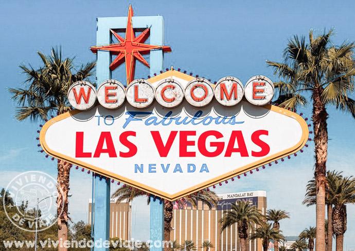 Las Vegas, Costa Oeste de Estados Unidos
