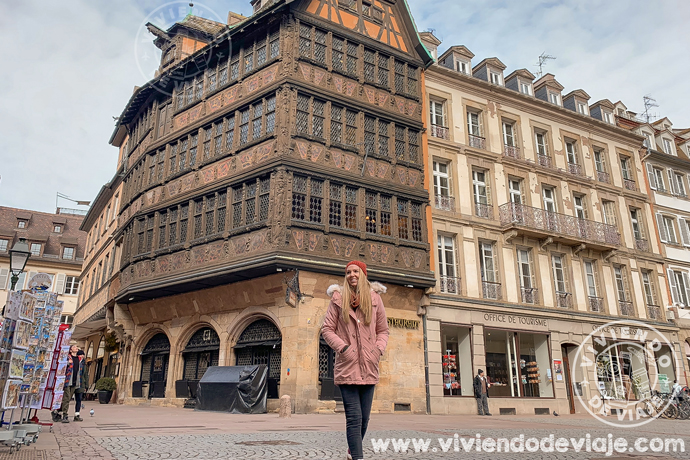 Casa Kammerzell de Estrasburgo