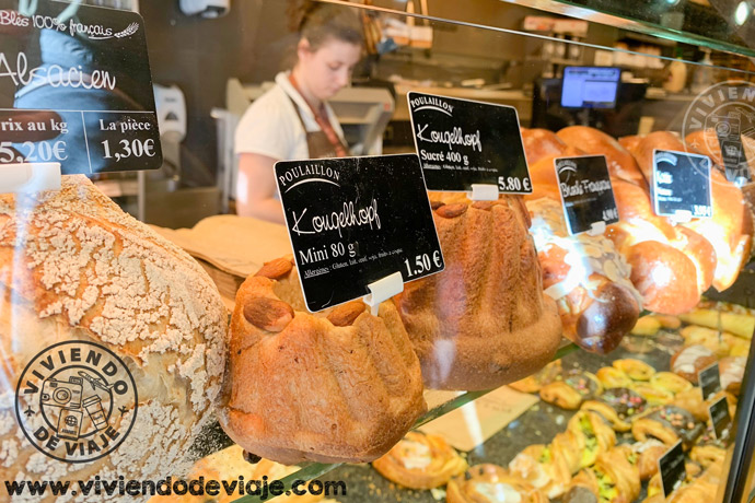 Kongelhopf, platos típicos de Alsacia