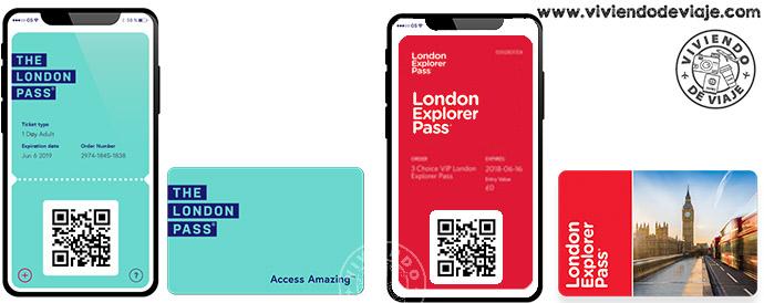 London Pass o London Explorer Pass, ¿cuál elegir?
