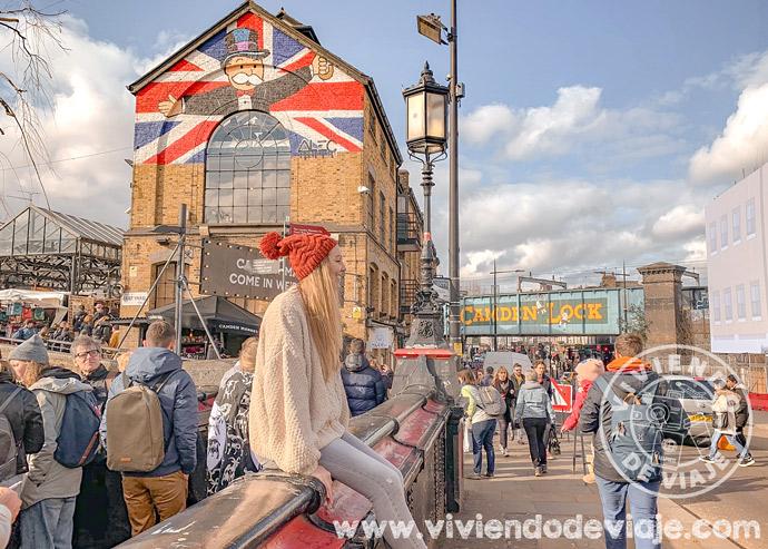 Viaje a Londres, Camden Town