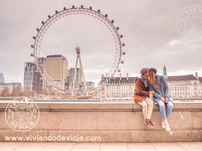 Viaje a Londres por libre - London Eye
