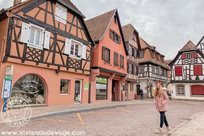 Obernai, pueblo de Alsacia