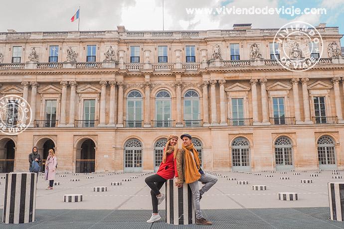 Cosas que hacer en París, visitar el Palais Royal