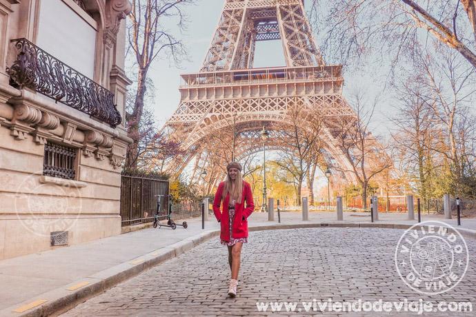 Lugares qué ver en París