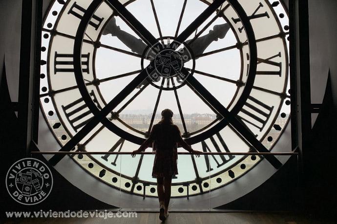 Qué hacer en París, visitar el museo d'Orsay