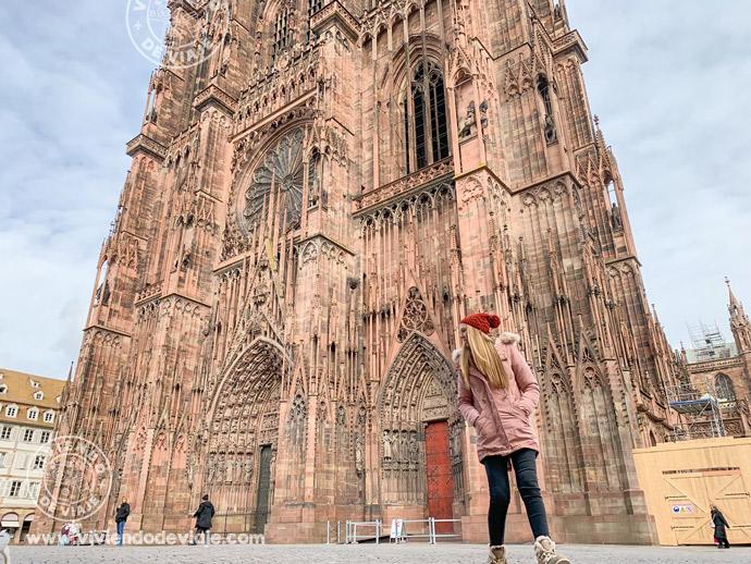 Catedral de Estrasburgo, ¡imprescindible en tu lista de cosas que ver en Alsacia!