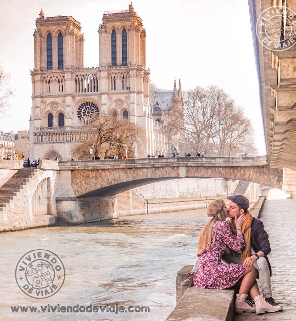 Notre Dame, lugares que ver en París