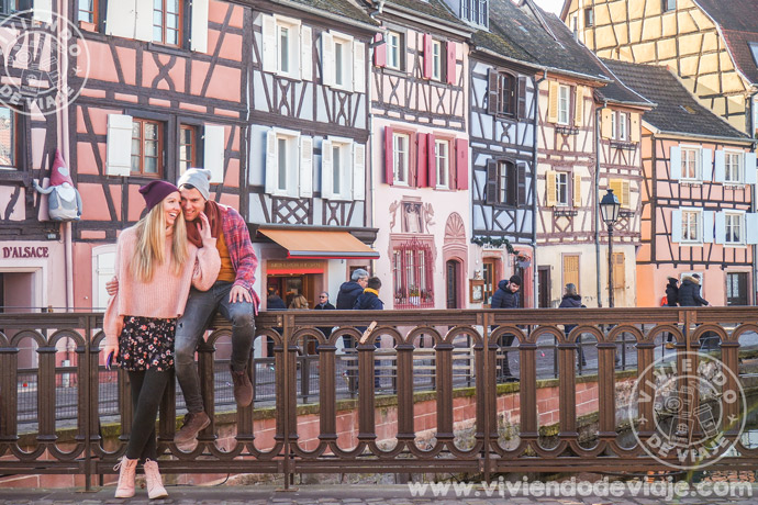 Petite Venice en Colmar, parada imprescindible en tu ruta por Alsacia