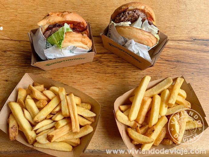 Burgermeister, Berlín