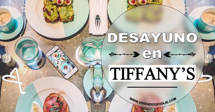 Desayunar en Tiffany's